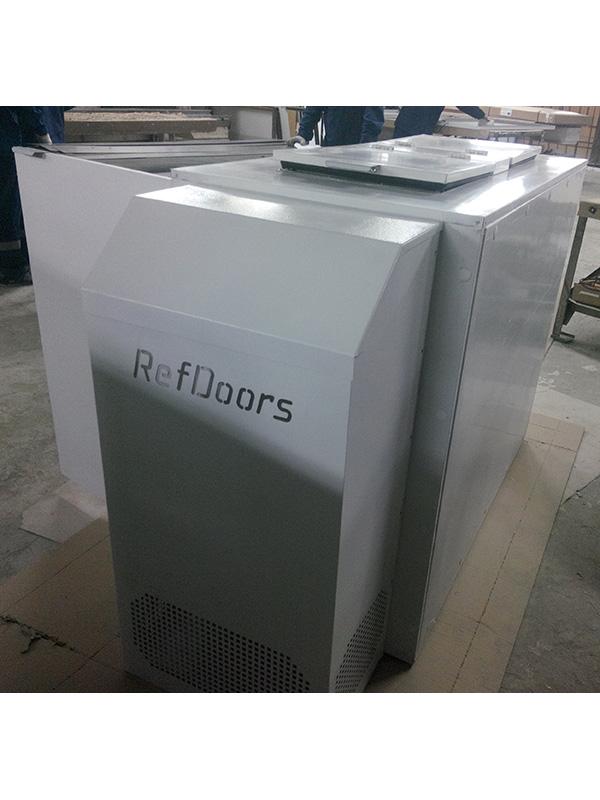 Охлаждаемые контейнеры для мусорных баков