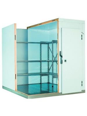 Холодильные камеры из сэндвич-панелей с утеплителем из пенополиуретана