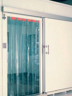 Завесы для холодильных камер